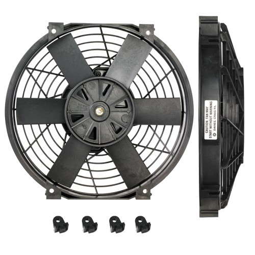 10 thermatic electric fan 12 volt 0145 for 12 volt electric fan motor