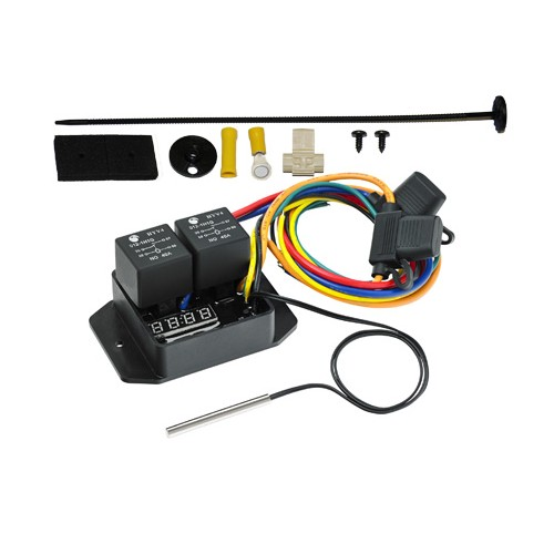 DIGITAL THERMATIC® SWITCH KIT (12 & 24V) (0444)