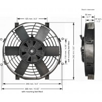 Fan Clutch Part No: 5428