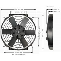 Fan Clutch Part No: 2712