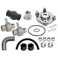 EWP HEADER-ADAPTOR KIT - FORD COYOTE (8660)