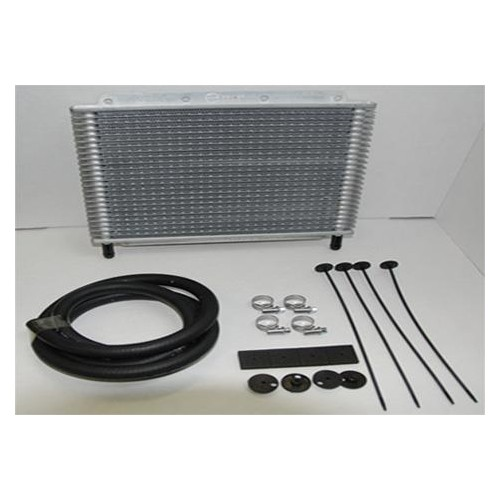 HYDRA-COOL UNIVERSAL V8 TRANS COOLER (23 Plate) - PART No: 623
