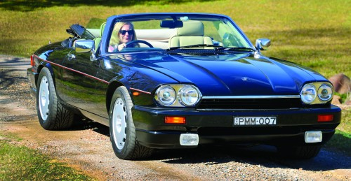 Jaguar 1989 Xj S Convertible V12 Upgrade With Electric