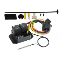 Digital Thermatic® Fan Switch (12V & 24V) (0444)