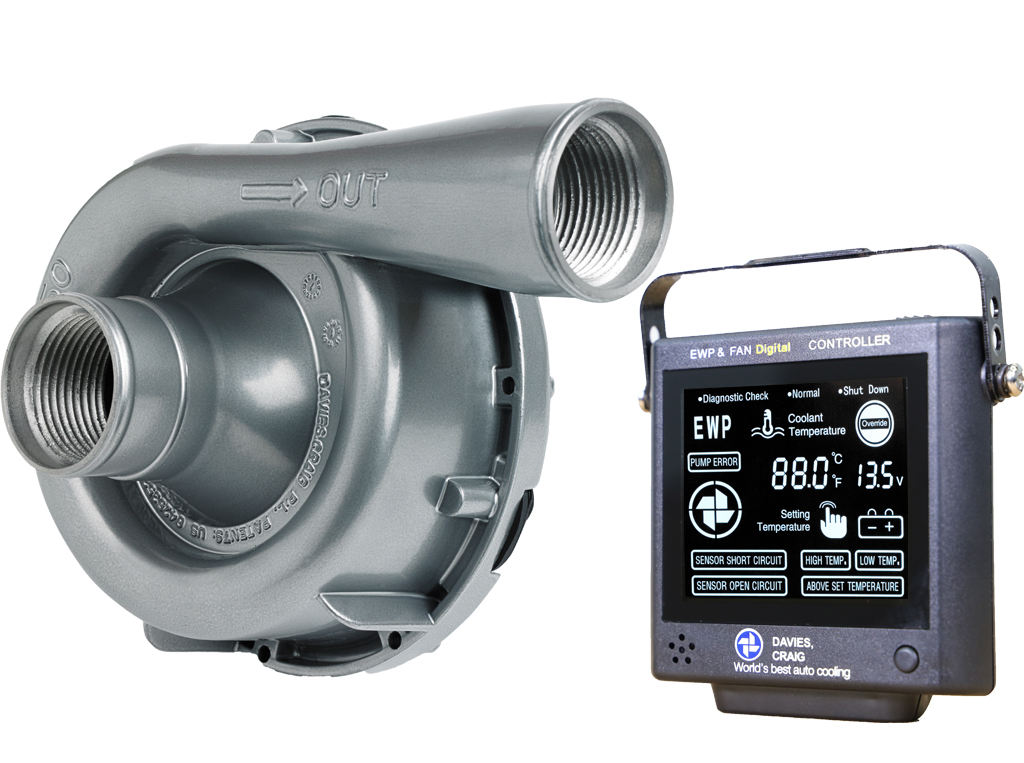 ELECTRIC WATER PUMPS (EWP®)