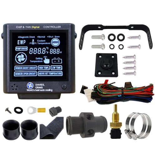 EWP® & Fan Digital Controller Kit (8002)