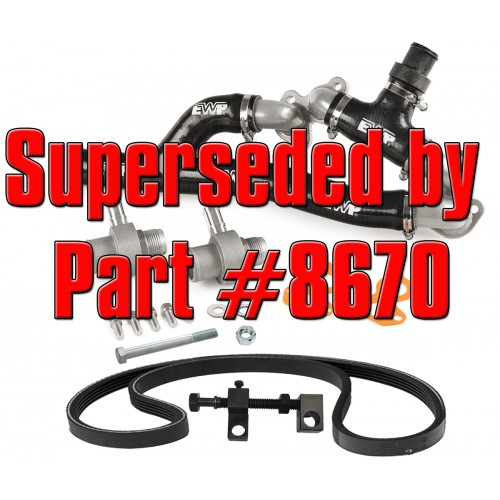 GM LS1 EWP® BLOCK ADAPTER (8650)
