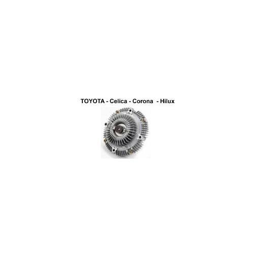 Fan Clutch - Toyota Celica, Corona, Hilux (2554)